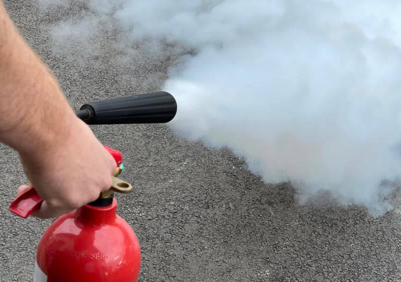 fire extinguisher installation and servicing